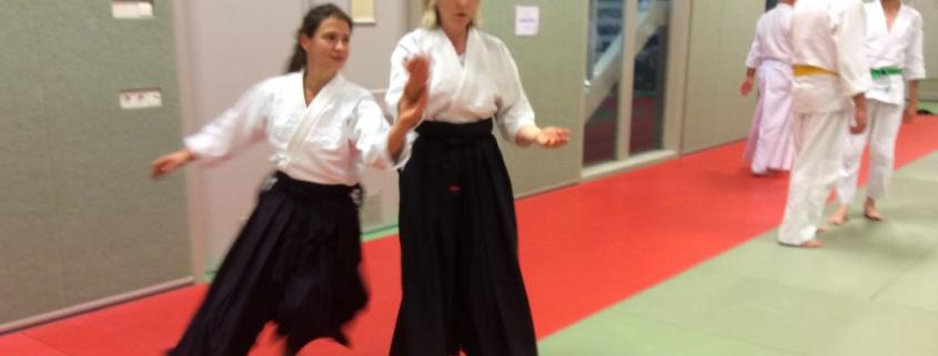 Nieuw Seizoen Ki-Aikido 2017