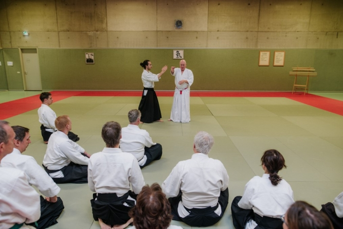 Ki-Aikido Development Federation Netherlands